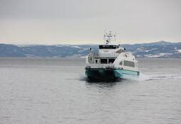 Ukens Skipsbesøk: «Trondheimsfjord II»
