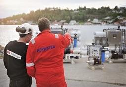 Rekordstor ordrebok for Norwater - mange oppdrag til havbruksnæringa