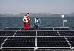 Salmonicultora noruega es la primera en operar con energías renovables