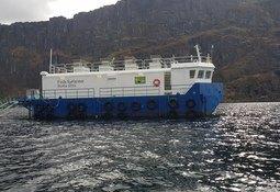 Fjord Hybrid leverer