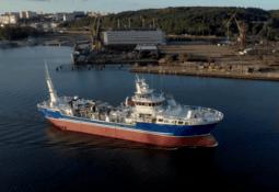 Mowi Canadá adquiere wellboat con tecnología de avanzada