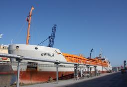 Ukens Skipsbesøk MT «Embla»