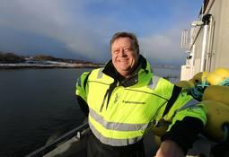 Diskuterer markedsadgang for norsk sjømat til Kina