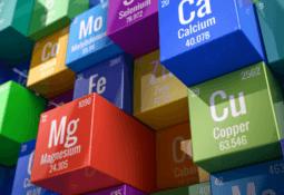 Organiske mineraler  – Når mindre er mer