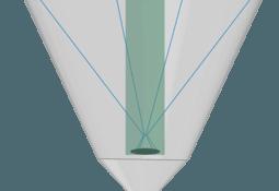 Dokumenterer effektene av nydesignet laksejacuzzi