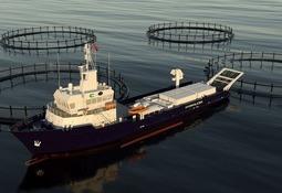 Komplett fiskehåndteringssystem til avlusningsfartøy