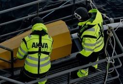Rekordhøyt ordreinntak for AKVA group - fisk i sjøen i Atlantis
