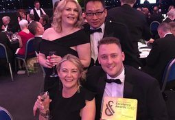 Salmon is star of the show at Scottish Excellence Awards