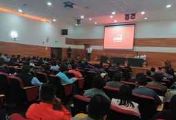 Experto de Salmofood expone en congreso de acuicultura en Perú