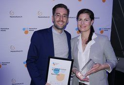 Overseas eyes on the prize at Aquaculture Awards