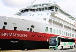 Inngår den største turbuss-kontrakten i Norge noensinne