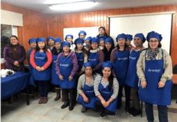 Sealand organiza curso de cocina para comunidades indígenas