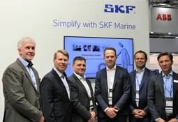 SKF Norge AS og Karsten Moholt AS signerer langsiktig samarbeidsavtale
