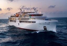 Vard skal bygge mer for Coral Expeditions
