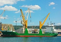 Transmarko incorporará nuevo barco de carga a su flota