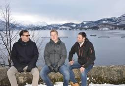 Skal selge norsk laks fôret med algeolje fra Veramaris