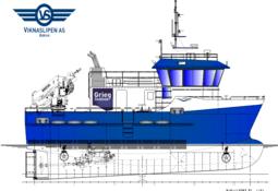 Ny servicebåt til Grieg Seafood Finnmark