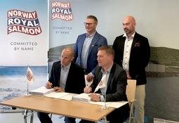 AquaOptima har inngått ny RAS-kontrakt