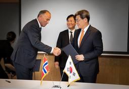 Gigantkontrakt for Jotun i Sør-Korea