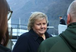 Regjeringen vurderer krav til nullutslipp på havbruksbåter