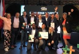 Cleaner fish entrepreneurs named best in Europe