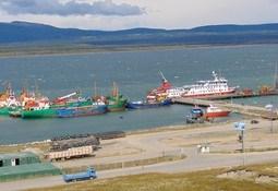 En Puerto Natales: Concluyen construcción de terminal marítimo