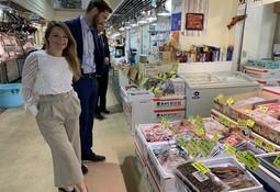 Siste innspurt før laksekampanje i Japan