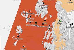 Bekjempelsessonen for ILA i Hordaland utvides