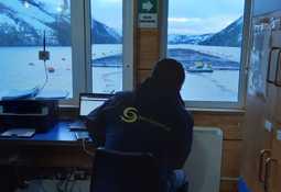 Magallanes tiene mayor porcentaje de INFAs anaeróbicas en centros de salmón