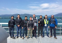 Skretting acompaña a profesionales de Blumar en gira técnica por Noruega