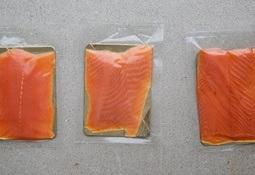 Ny emballasje kan forlenge hyllelivet til laks med 40%