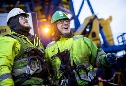 På norgestoppen i å ansette norske sjøfolk