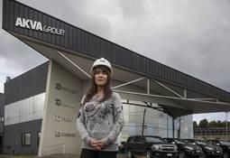 AKVA construirá centros en tierra para Cooke Aquaculture en Chile
