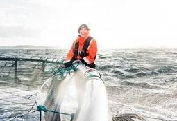 Godt år for Måsøval Fiskeoppdrett