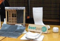 Crean paneles de aislación térmica a partir de residuos salmonicultores