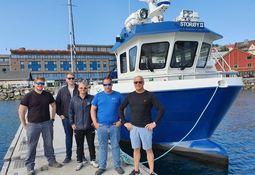 Nytt fartøy til Håløy Havservice