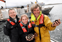 Ireland's rope-grown mussel growers win MSC approval