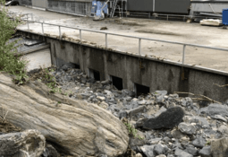 «Legacy of The Fjords» batteripakke skadet i flom