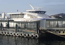 Ukens Skipsbesøk: MS «Fjordprinsessen»
