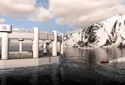 Nytt havmerd-konsept er under bygging