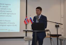 Russian Aquaculture: - Vi er følgere, ikke pionerer