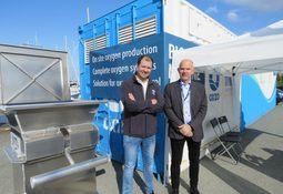 Oxzo apuesta por llevar sus sistemas de oxigenación a Noruega