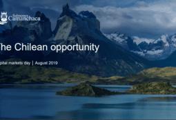 En Oslo: Salmones Camanchaca revela ambicioso plan de crecimiento