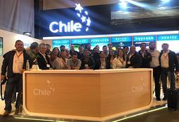 Nuevas oportunidades de negocios para los chilenos participantes de Aqua Nor
