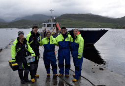 A trip to remember: visiting a fish farm for the first time