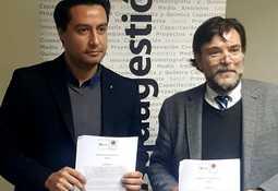 Aquagestión y Ceres BCA firman acuerdo de colaboración