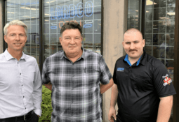 Mowi Canada West partners with auto parts giant Lordco
