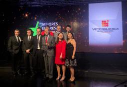 Veterquimica valora recibir por tercer año consecutivo relevante premio