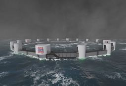 Site approved for 3,000t capacity salmon cage