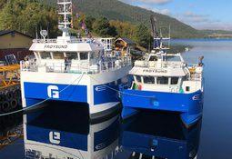 Nytt fartøy til Frøy Aquaservice